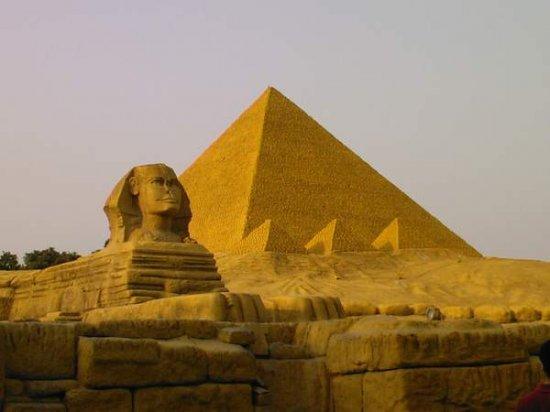 千古金字塔的未解之谜 竟暗含如此惊人秘密 图