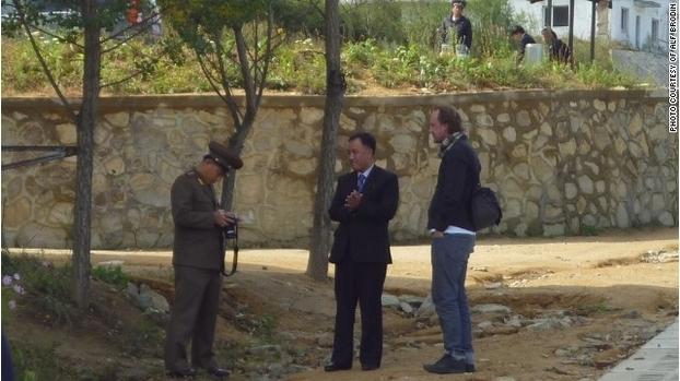 罕见照片揭秘朝鲜人的真实生活(2)_环球风云 _
