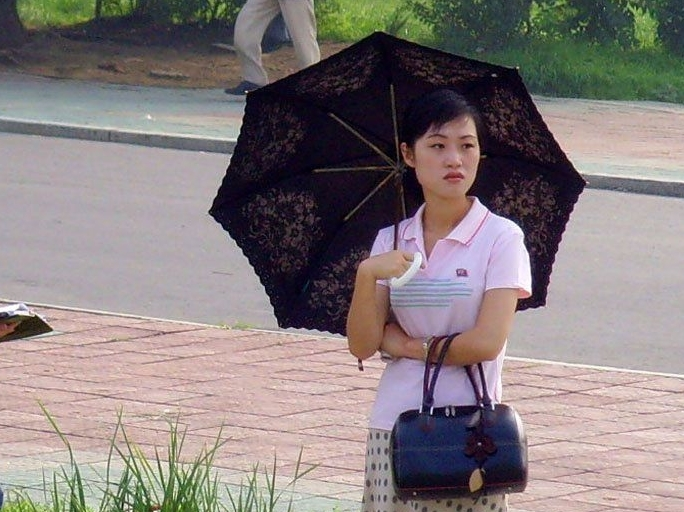 罕见照片揭秘朝鲜人的真实生活(105)