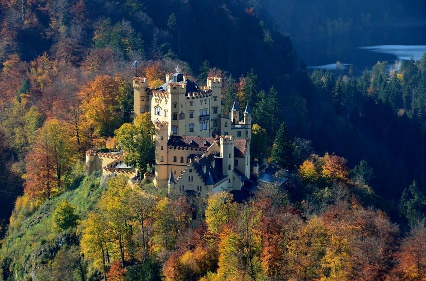 盘点世界各地的著名城堡