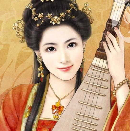 中国古代十大名妓 寒金花倾倒东西方(5)