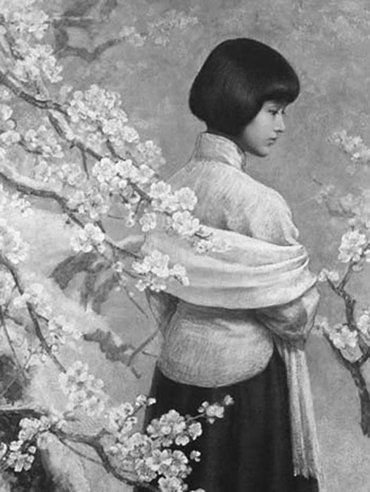 图说中国美女标准百年变迁 历史要闻