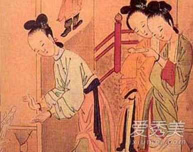 封建社会:丝绸、织布-不可思议 古代女人来月经竟用这些东西对付图片
