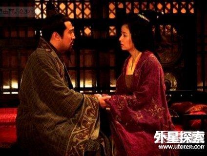 刘备与孙尚香-三国第一 女汉子 洞房之中吓跑丈夫