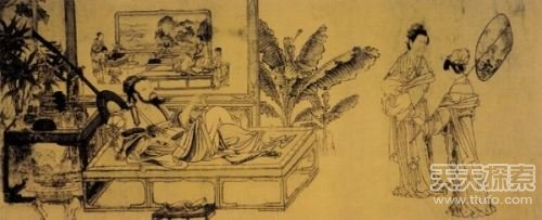 揭秘古代皇宫中妃子侍寝的万种风情(10)