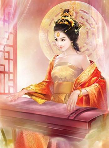 唐朝第一美女爱跟别人显摆老公?