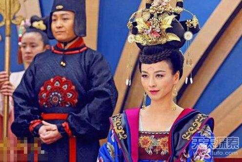 古代唐朝服饰千姿百态引领世界潮流图片