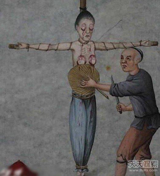 古代女子宫刑:比阉割男人更可怕 历史要闻