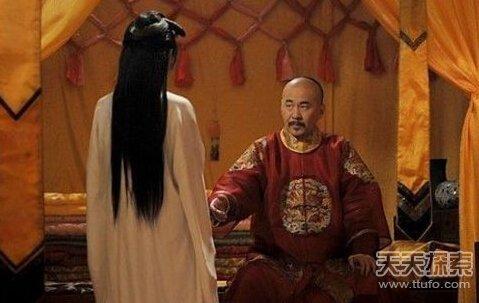 皇上临幸宫女高清图片