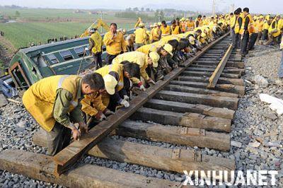 胶济客运专线具体要不要停运要看5月31日出来的整改结果,而铁路方面也
