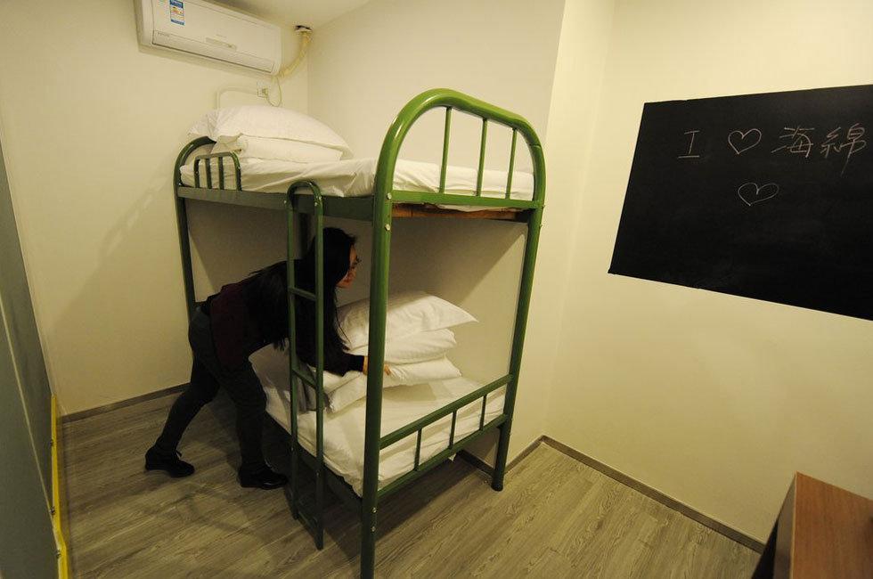 合肥内设首家旗袍情趣嚎叫情趣房监狱房旅馆出现人的护士穿粉妻图片