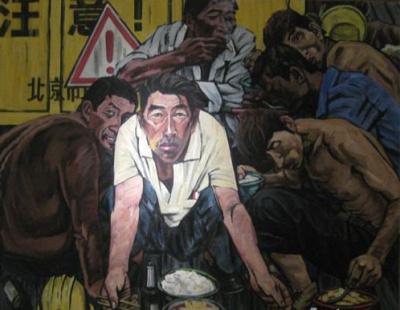 京城暴雨农民工救人后不能干重活 网友帮找工