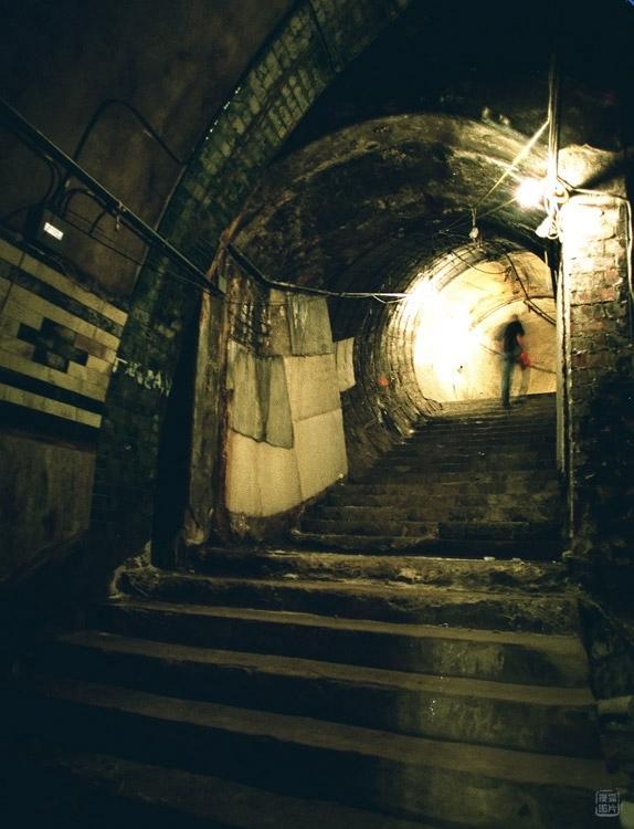 """盘点国内外可怕的""""幽灵地铁"""" (组图)(9)_光明网图片"""