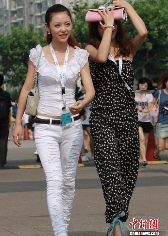 网友评选内地美女城市排行榜 哈尔滨蝉联榜首
