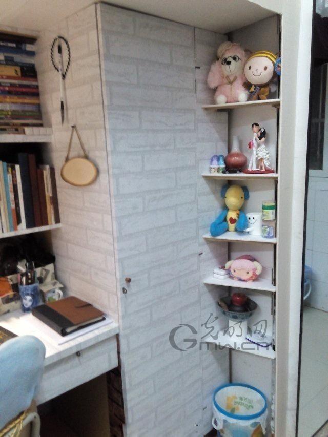 南昌大学室内设计专业男生自己装修寝室(5)