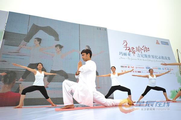 印度瑜伽大师现场教学1_副本.jpg