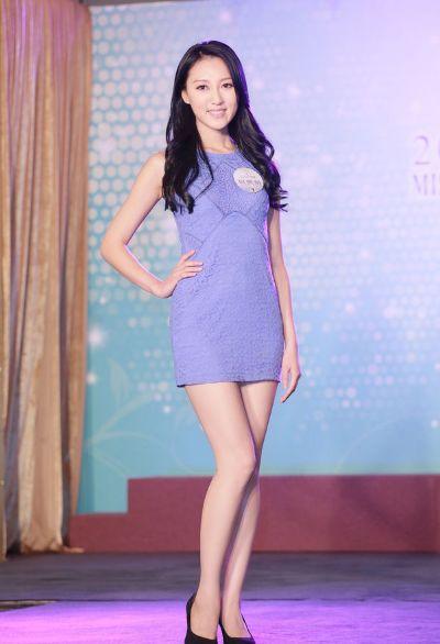 2014香港小姐冠军出炉 盘点历届港姐们