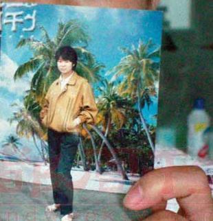 刁爱青碎尸案-2013年6月8日,打扮入时的女模小清乘上一辆黑车,边炫耀香港男友