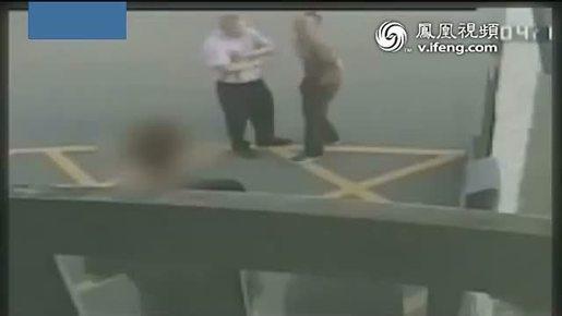 妻子出轨 男子街头一拳打死奸夫