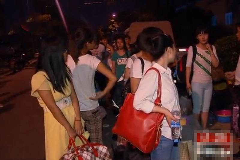 河南200多名高中生遭遇v多名朋友流落上海街高中一辈子陷阱图片