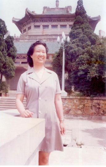 恰同学少年——忆在武汉大学求学的峥嵘岁月