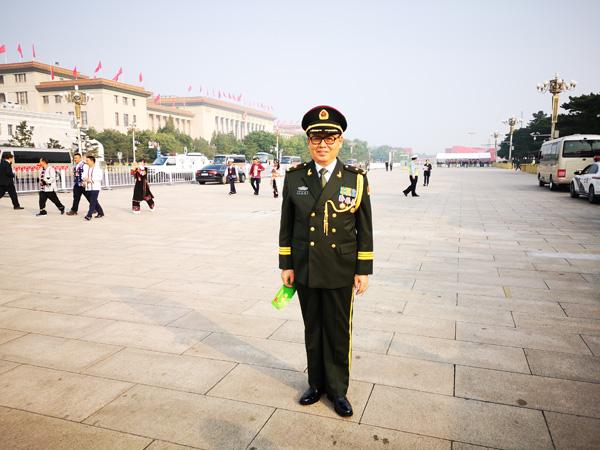 满江红·出席烈士纪念日向人民英雄敬献花篮仪式感赋