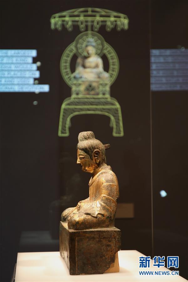 (国际)(1)旧金山亚洲艺术博物馆完成展区改建展珍品