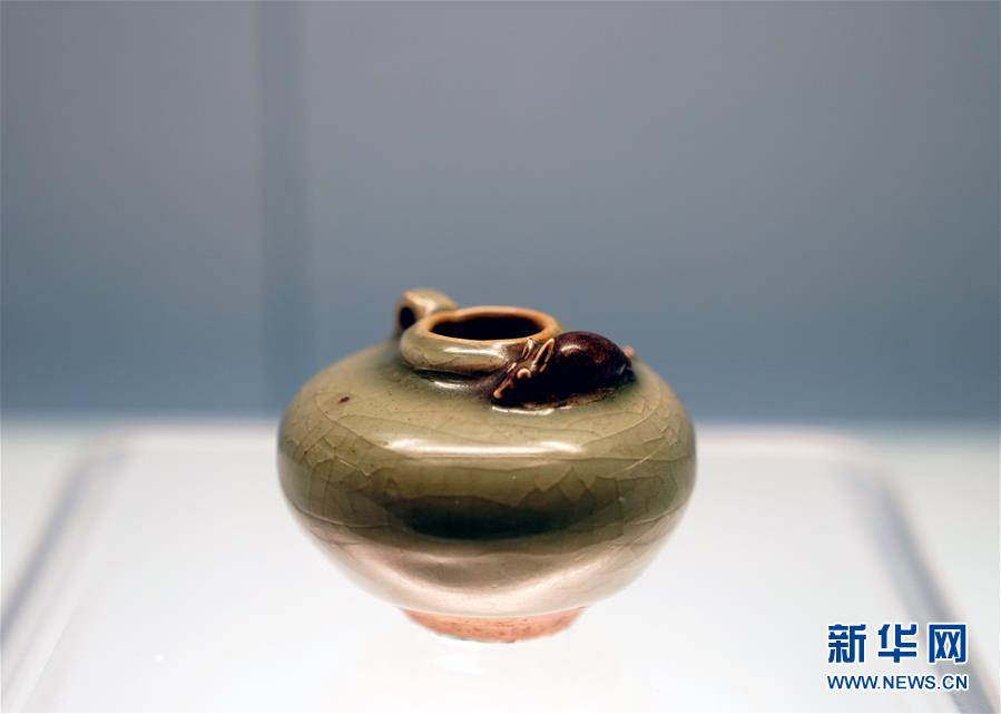 (文化)(3)鼠年迎春特展亮相上海博物馆