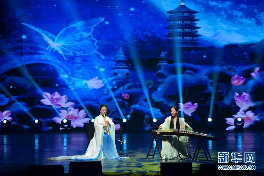 (国际)(2)2020中马文化旅游年在吉隆坡开幕