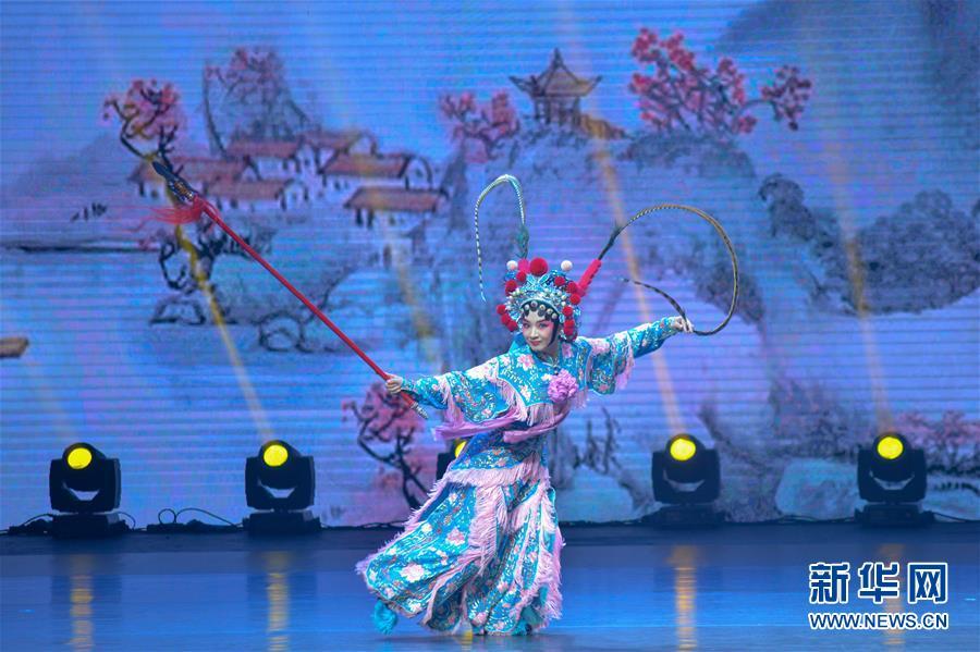 (国际)(3)2020中马文化旅游年在吉隆坡开幕