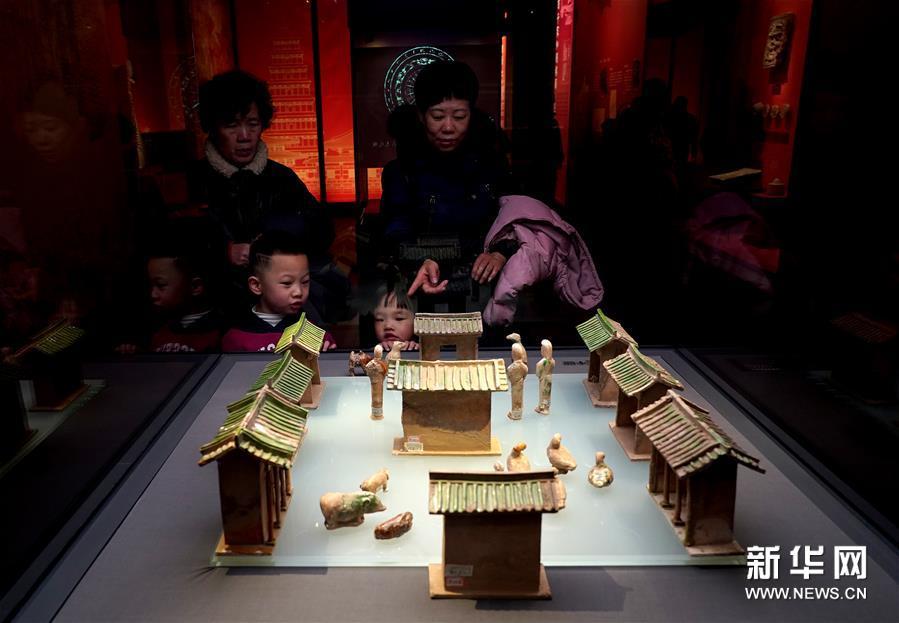 (文化)(4)文物里的唐都长安人生活