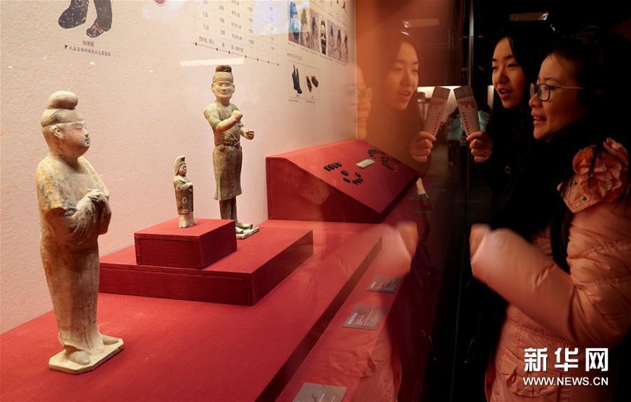 (文化)(2)文物里的唐都长安人生活