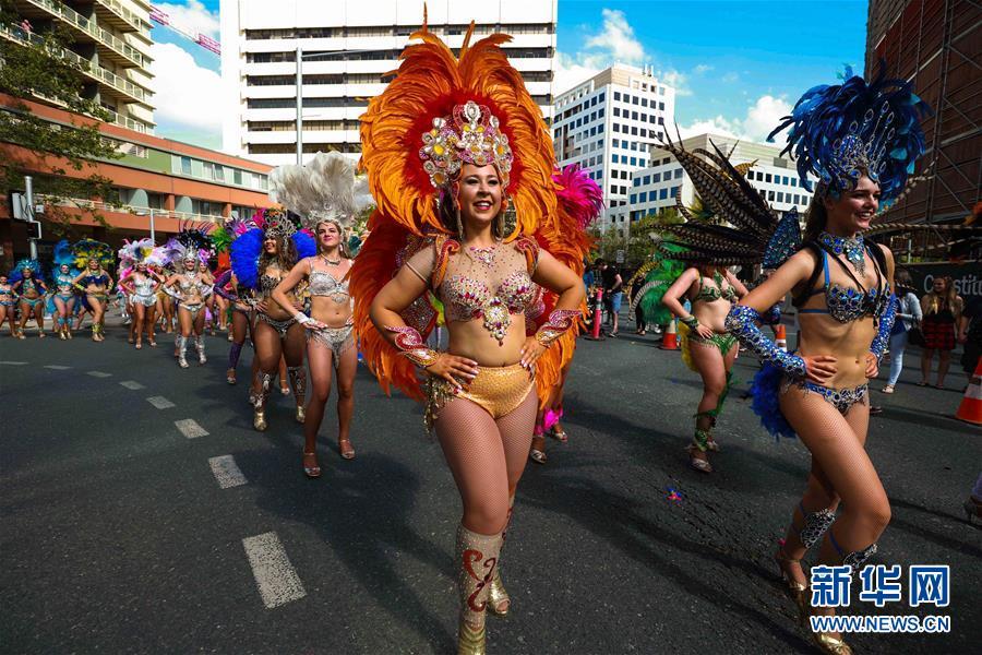 (XHDW)(1)澳大利亚国家多元文化节掠影