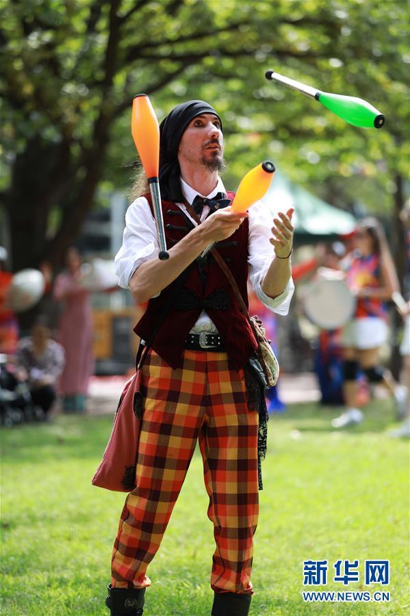 (XHDW)(2)澳大利亚国家多元文化节掠影