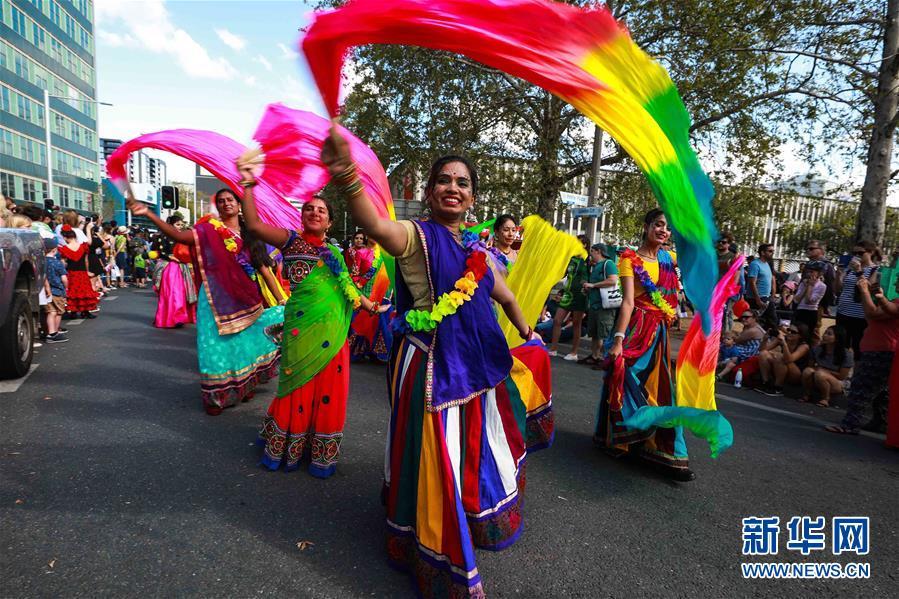 (XHDW)(3)澳大利亚国家多元文化节掠影