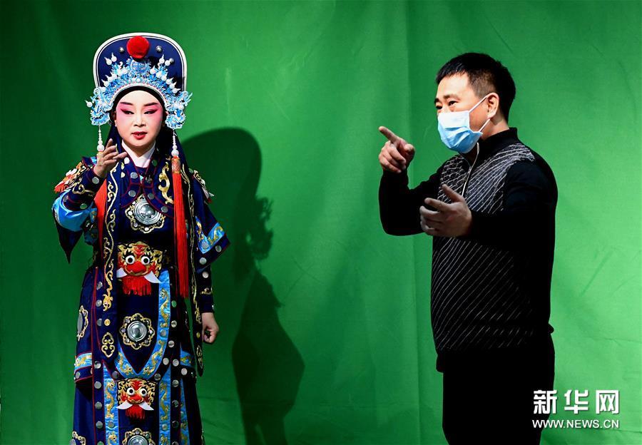 """(图文互动)(5)河南:文化""""云服务"""" 送来新体验"""
