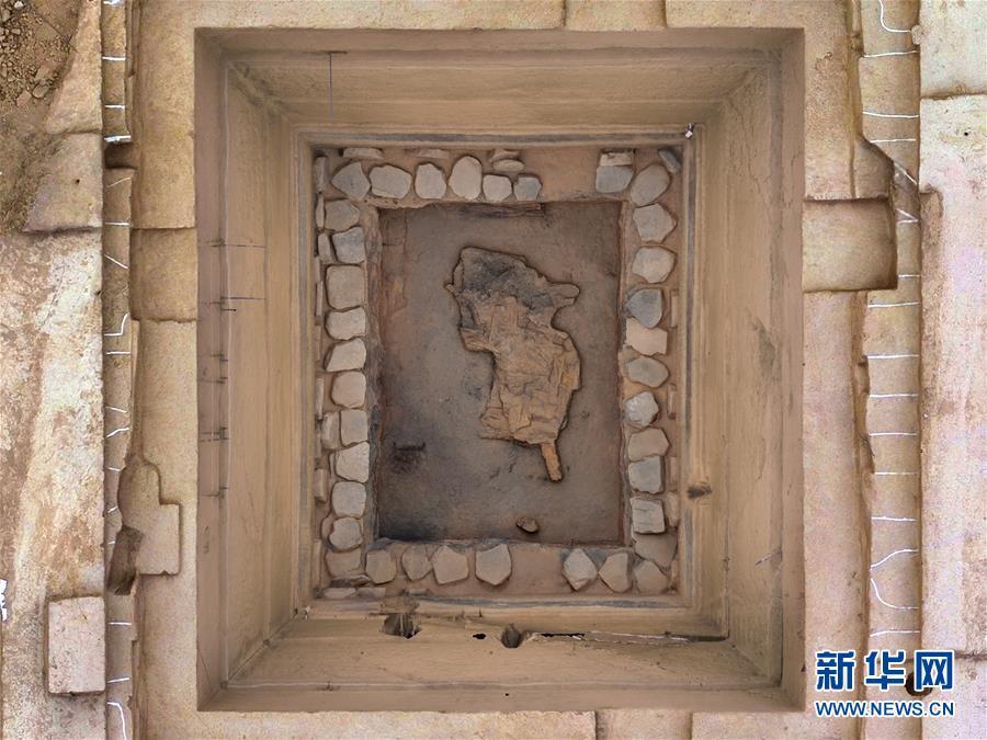 (图文互动)(1)山西发掘一晋国晚期高等级大墓