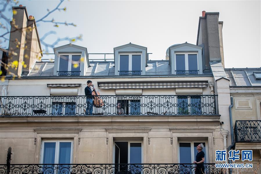 """(国际疫情)(3)巴黎:音乐不""""禁足"""""""