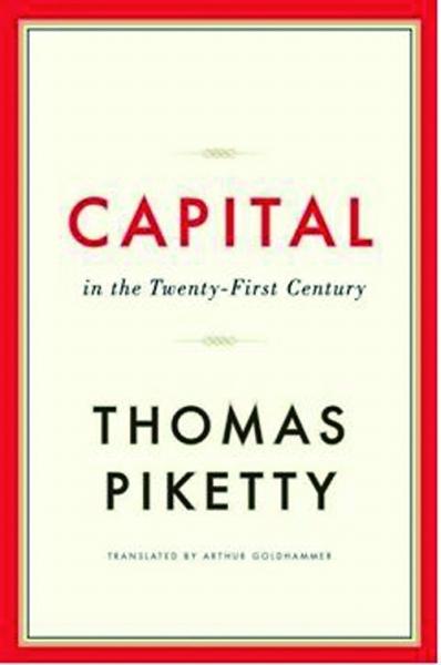 《21世纪资本论》:皮凯蒂新书何以被热议