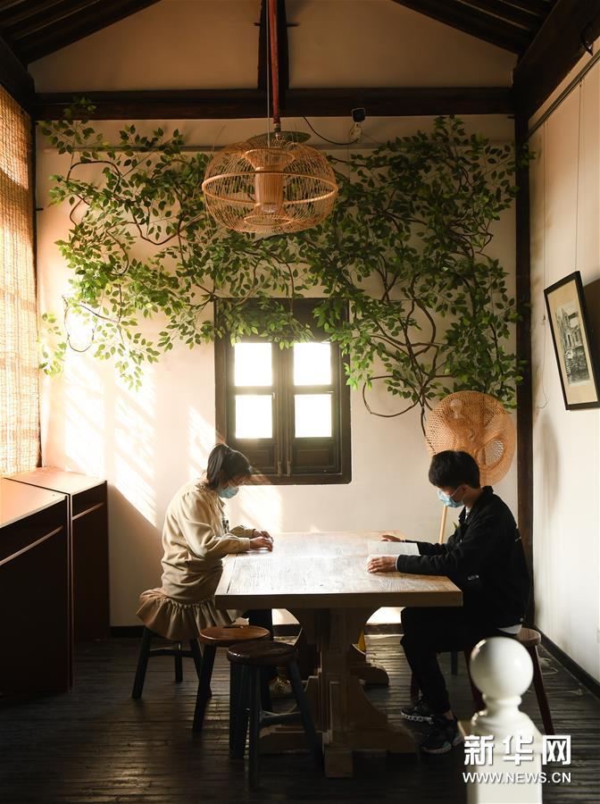 (文化)(4)浙江湖州:重续状元厅书香
