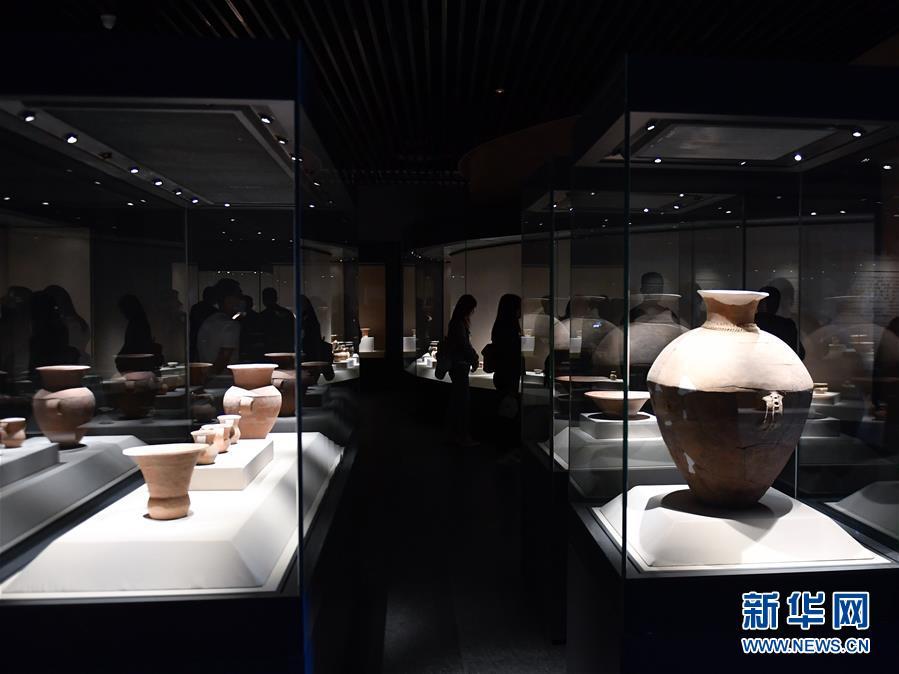 """(文化)(3)探访""""东方庞贝古城""""——青海喇家国家考古遗址公园"""