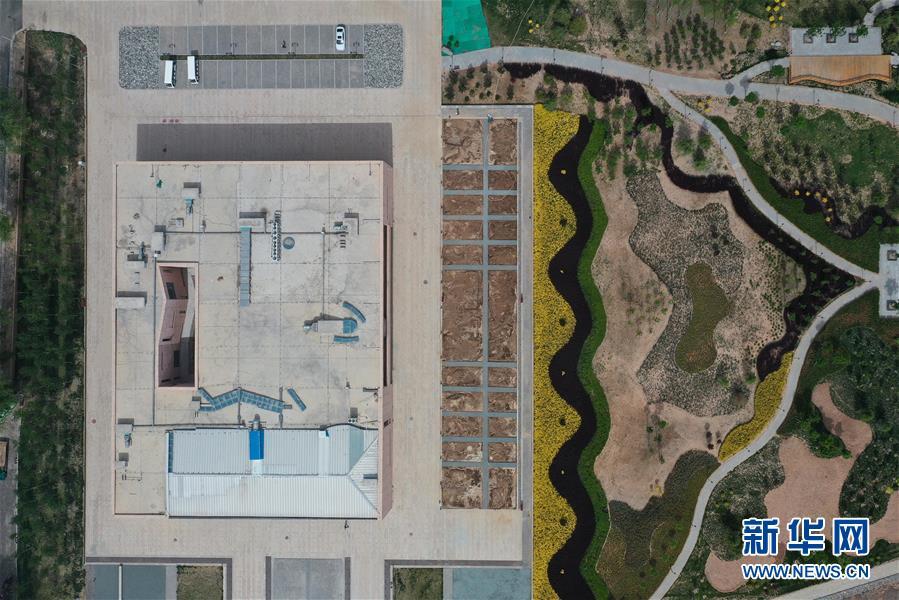 """(文化)(4)探访""""东方庞贝古城""""——青海喇家国家考古遗址公园"""