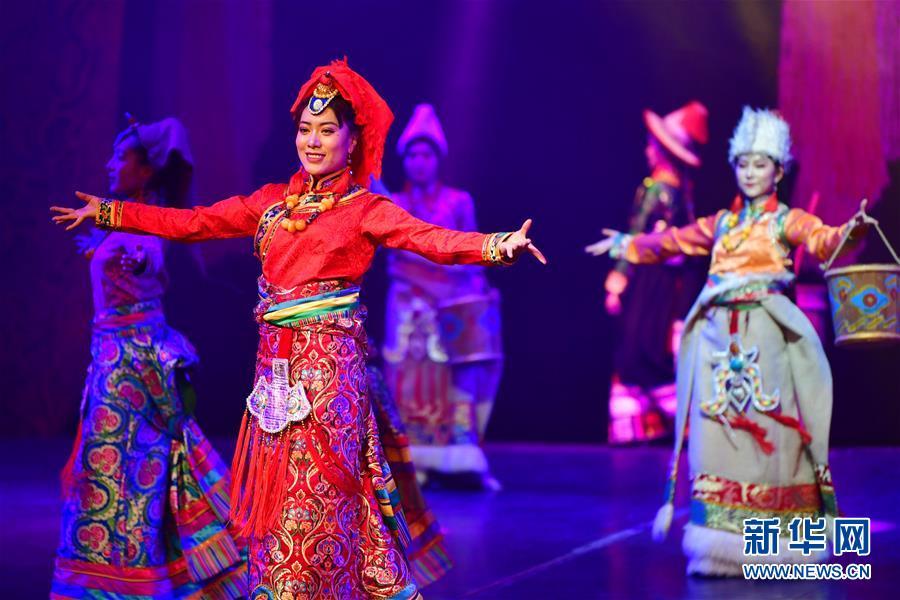 (文化)(5)藏族传统歌舞乐《金顶梵音-拉卜楞》恢复公演