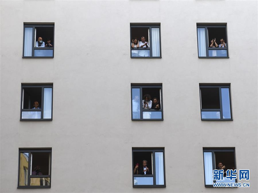"""(国际疫情)(2)奥地利的""""窗口音乐会"""""""