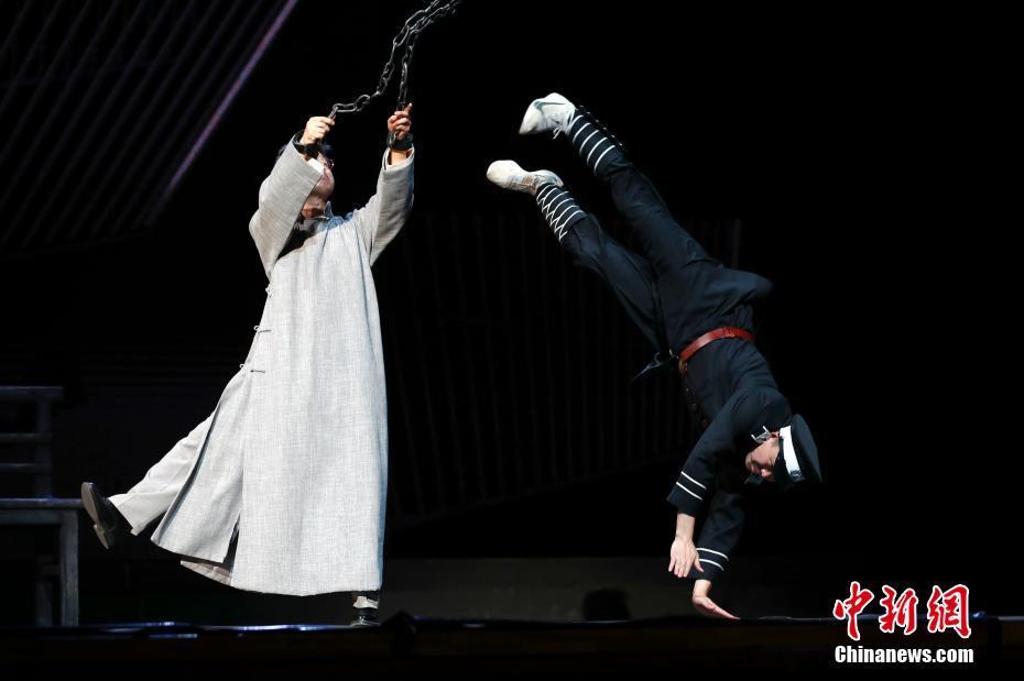 北京京剧院推出新编现代京剧《李大钊》