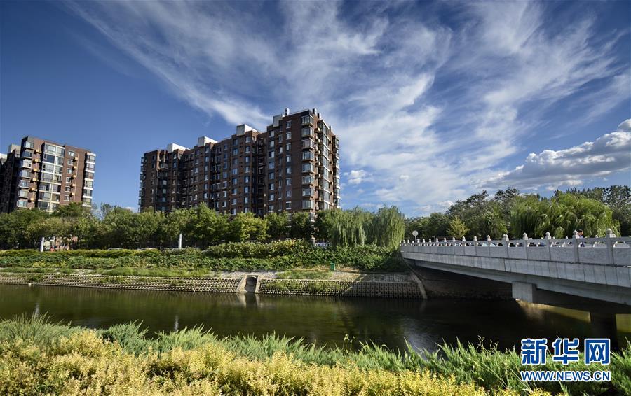 (环境)(4)北京迎来晴好天气