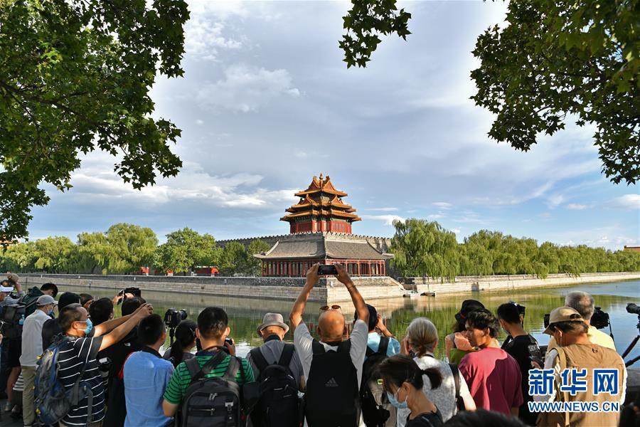 (环境)(6)北京迎来晴好天气