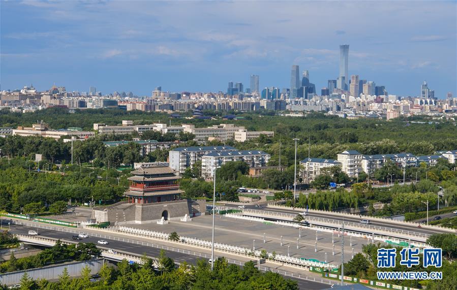 (环境)(8)北京迎来晴好天气