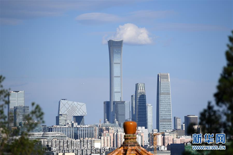 (环境)(9)北京迎来晴好天气