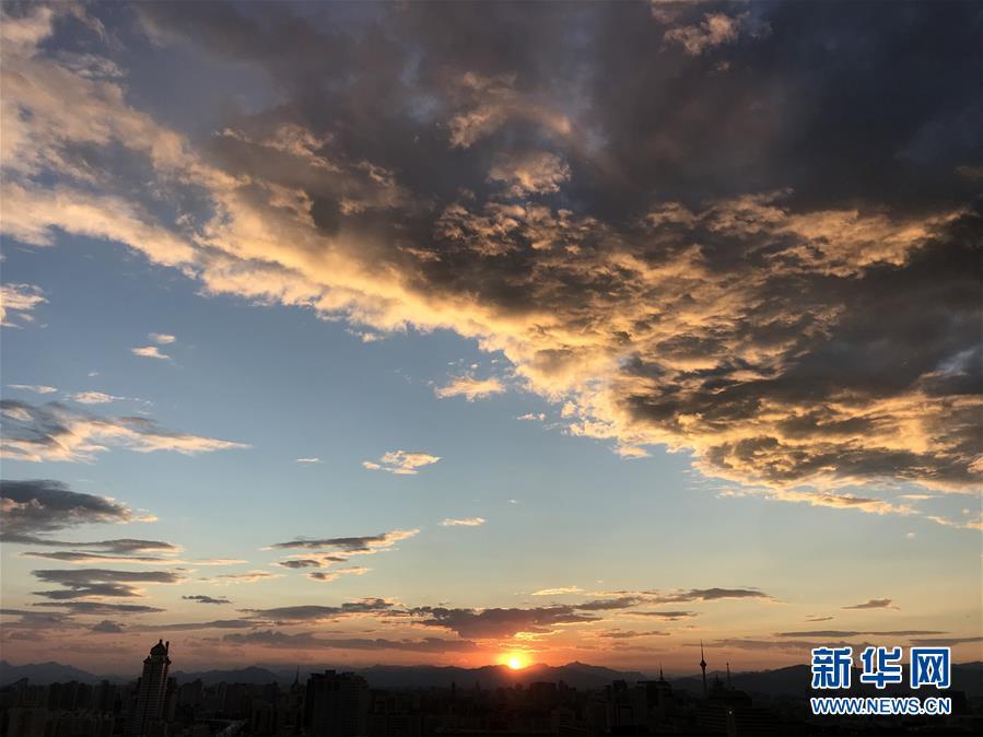 (环境)(14)北京迎来晴好天气